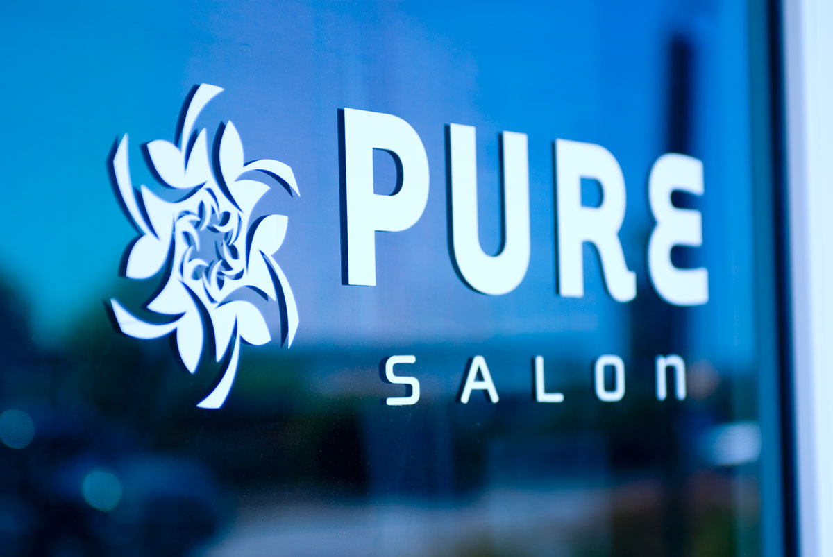 Pure beauty and hair salon in Garner NC