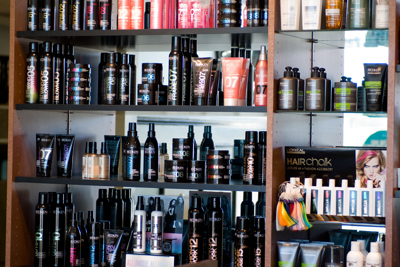 beauty and hair products clayton nc